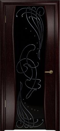купить межкомнатные двери со стеклом от производителя в москве с